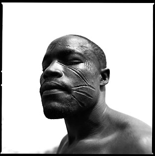 Scarification: Burkina Faso